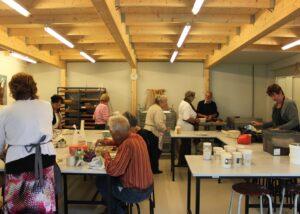 Atelier Laren in het Brinkhuis - Tekenen, Schilderen, Beelden maken