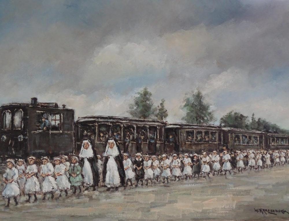 9 december – 12 januari 2017: expositie (h)Artgalerij schilder Hendrik Cornelis Kranenburg