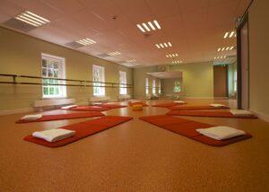 Bewegingsruimte Gymzaal Laren Gooi in het Brinkhuis