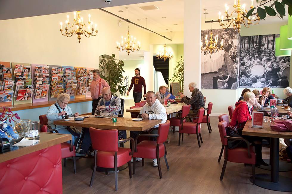 foyer Brinkhuis Laren NH